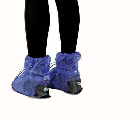 Купить онлайн Карманные сапожки Perletti Drip Drop синие (арт.95009) в магазине Зонтофф.