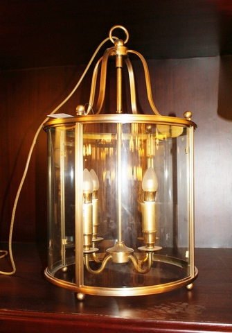 brass pendant 01-58  ( BRITISH LIGHTS)