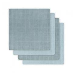 Комплект муслиновых пеленок 70х70 см, 4 шт., арт. 535-851-00074