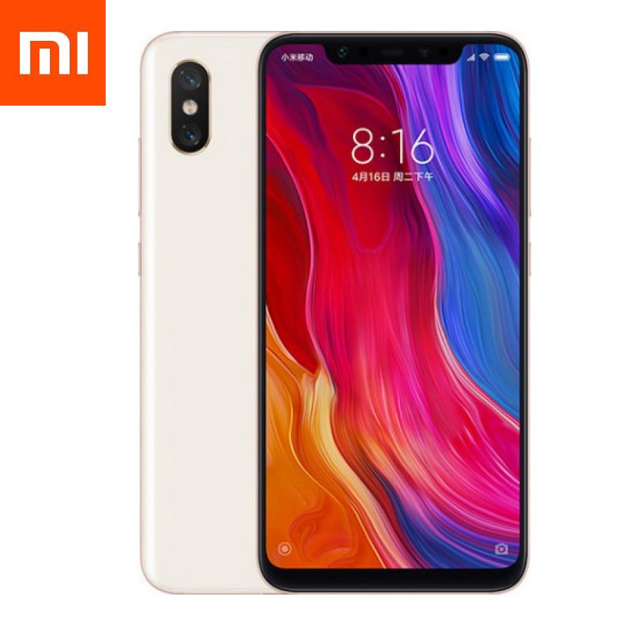 Смартфон Xiaomi Mi 8 6 / 64GB (золотой)