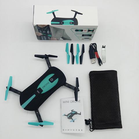 Селфи дрон JY018 - складной квадрокоптер