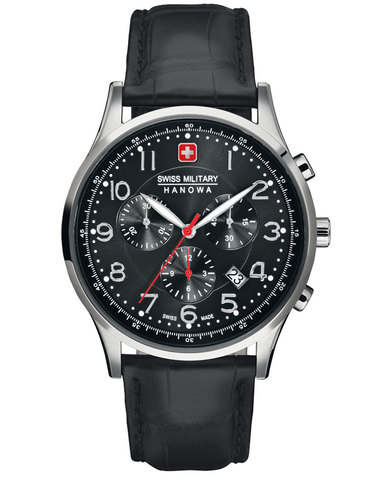 Часы мужские Swiss Military Hanowa 06-4187.04.007 Patriot