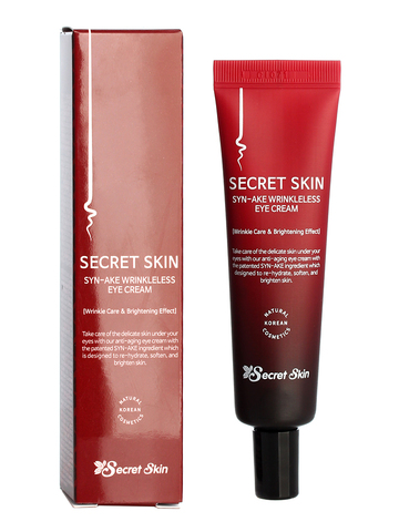 Крем для век Secret Skin Syn-ake Wrinkleless Eye Cream