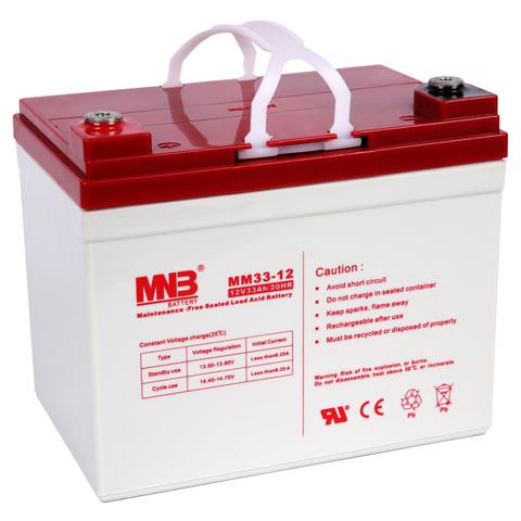 Аккумуляторы MNB MM 33-12 - фото 1