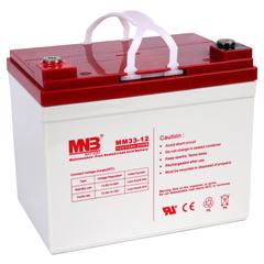 Аккумулятор MNB MM 33-12 - фото 1