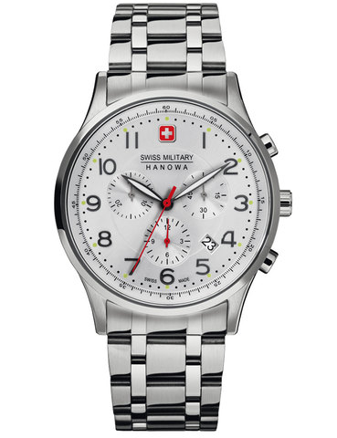 Часы мужские Swiss Military Hanowa 06-5187.04.001 Patriot