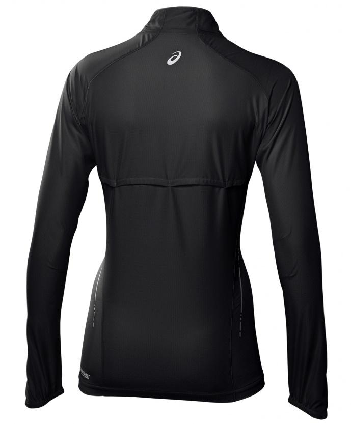 Женская ветровка асикс Woven Jacket black (110426 0904)