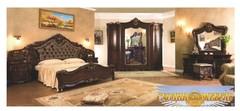 Спальный гарнитур Версаль темн