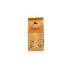 Рис нешлифованный, Alce Nero, коричневый BALDO Integrale, 500 г
