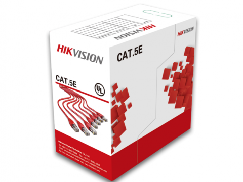 Четырехпарный кабель Hikvision HWC-5EAU-G