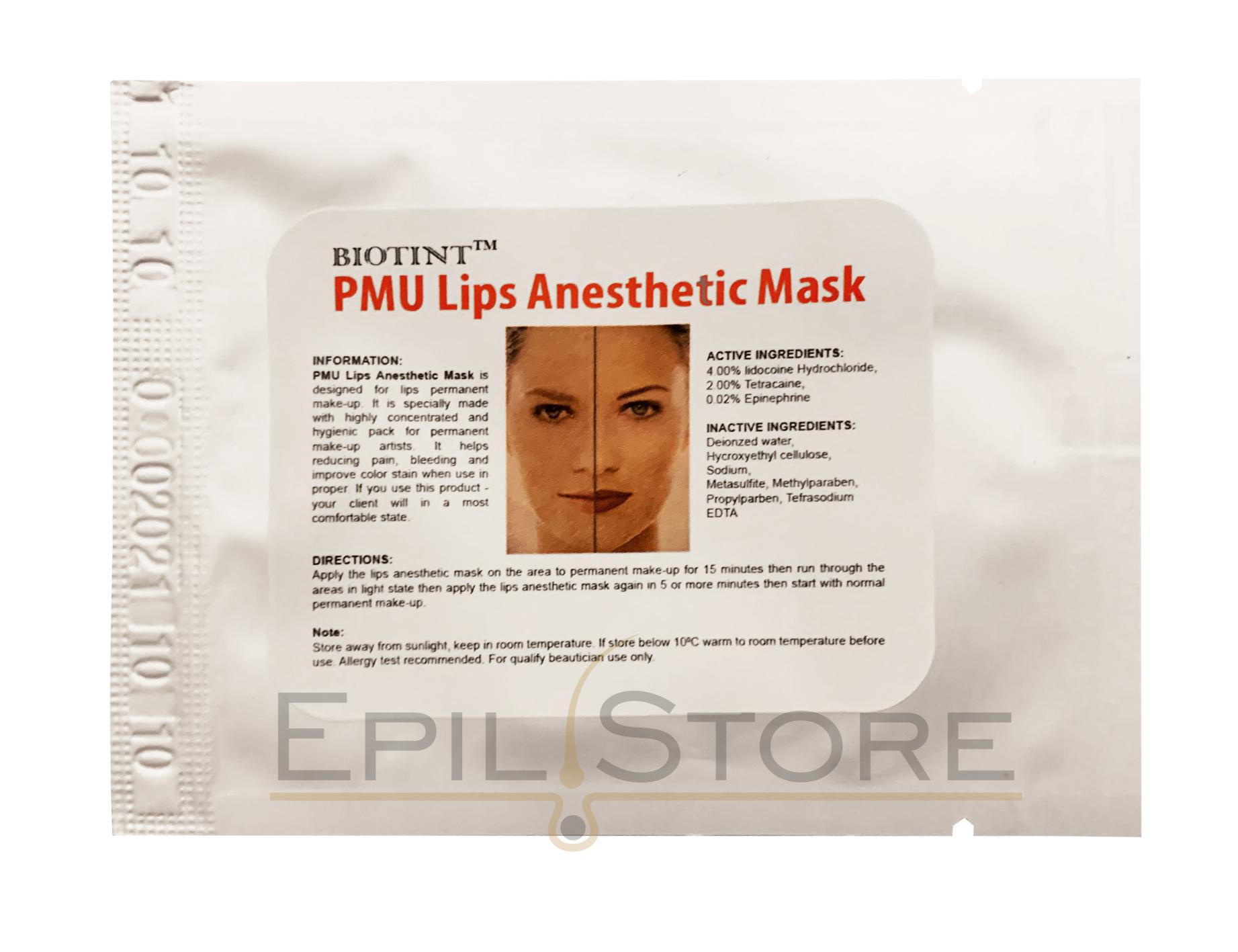 PMU lips Mask