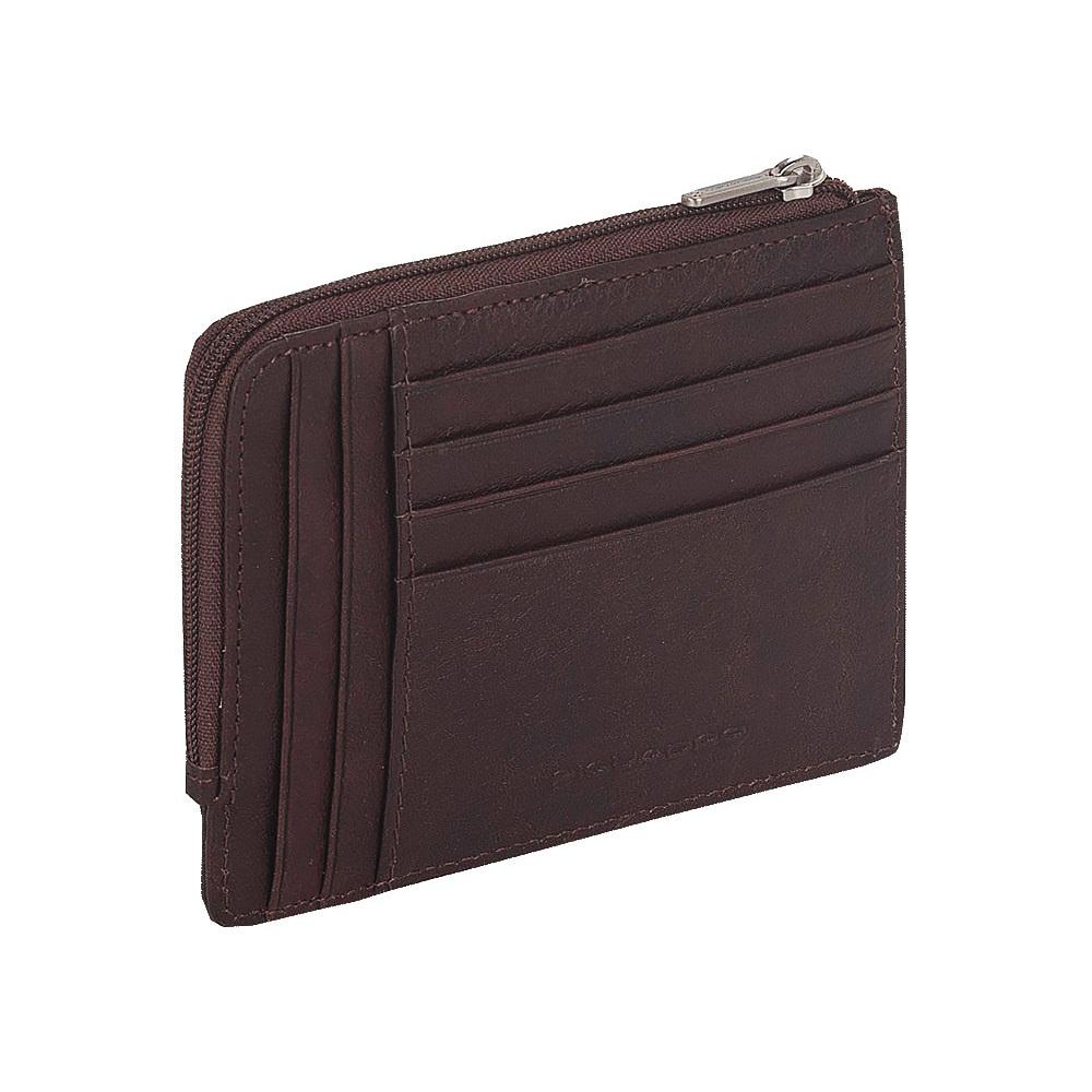 Чехол для кредитных карт Piquadro Vibe, цвет коричневый 12,5x9x1 см (PU1243VI/TM)
