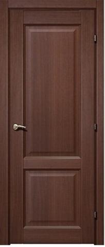 Дверь Краснодеревщик ДГ 6323, цвет танганика, глухая