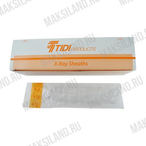 Чехлы для радиовидеографических датчиков и интраоральных видеокамер «TIDI» (США)