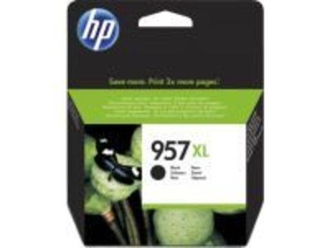 Картридж HP №957XL L0R40AE для HP OfficeJet Pro 8210, 8211, 8218, 8717, 8720, 8721, 8725, 8728, 8730, 8731, 8740 (черный увеличенной емкости, 3000 стр.)