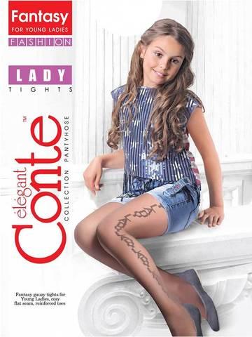 Колготки для девочек Lady Conte