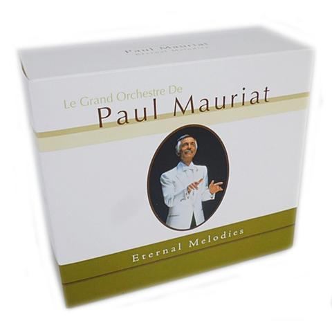 Le Grand Orchestre De Paul Mauriat / Eternal Melodies (5CD)