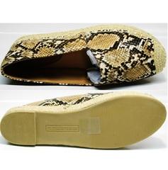 Обувь на плоской подошве Lily shoes Q38snake.