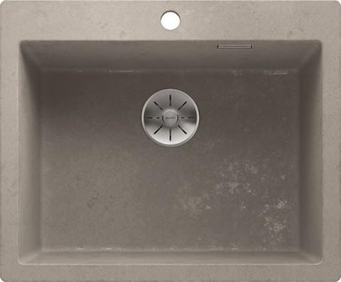 Кухонная мойка Blanco PLEON 6, бетон