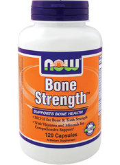 Now Bone Strenght (120 капс.)