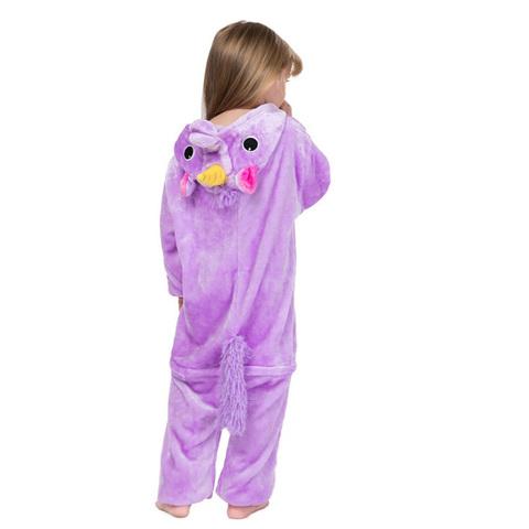 Фиолетовый Единорог детский 2