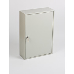 Метал.Мебель Office-Force Шкаф для 150 ключей.20087,сер380х140х550