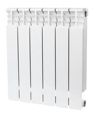 Биметаллический радиатор Stout Space 500 - 6 секций
