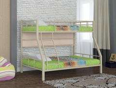 Кровать двухъярусная Гранада 1 с полкой