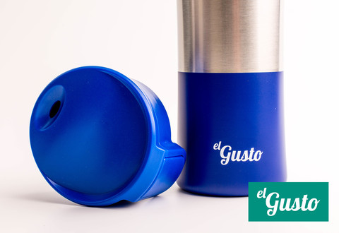 Термокружка el Gusto «Mezzo» стальная 470 мл