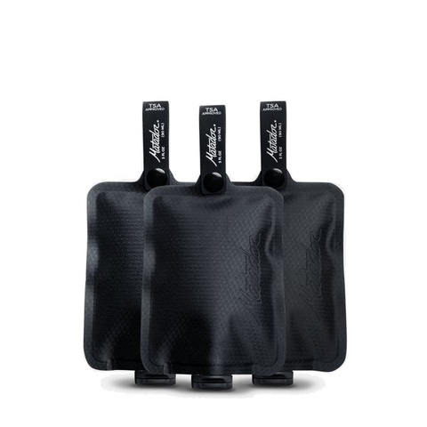 Набор Флаконов Matador FlatPak™ Toiletry Bottle 3-Pack