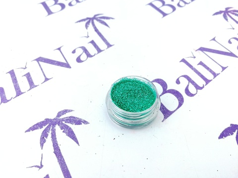 TNL Меланж-сахарок для дизайна ногтей №6 мятный