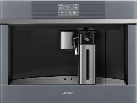 Встраиваемая кофемашина Smeg CMS4104S