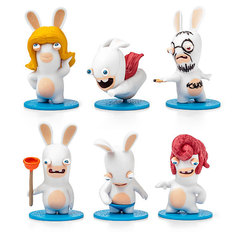 Rabbids Invasion Mini Pack 2