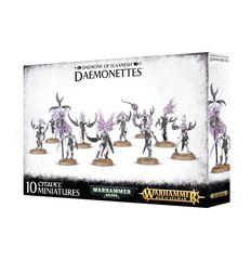Daemonettes of Slaanesh