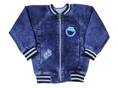 AD8228 куртка джинсовая ОК