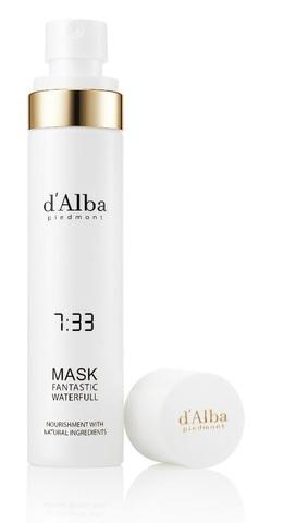 Спрей Маска для лица Fantastic Waterfull Mask Pack d'Alba