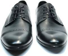 Мужские свадебные туфли Икос 2235-1 black