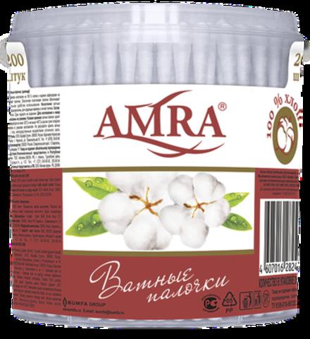 Bumfa Group Amra Ватные палочки 200шт