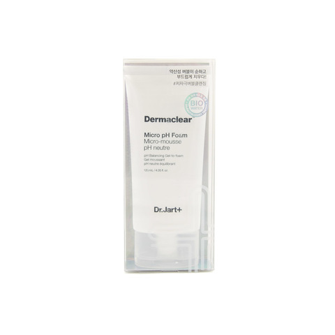 Dr.Jart+ Dermaclear Micro pH Foam Micro-Mousse pH neutre