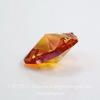 6228 Подвеска Сваровски Сердечко Crystal Astral Pink (18х17,5 мм)