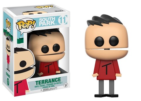 Фигурка Funko POP! Vinyl: South Park: Terrance 13275