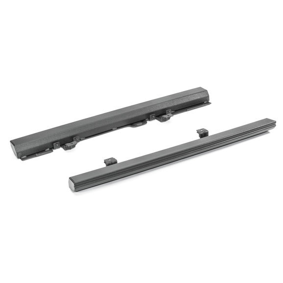 Боковые подножки, пороги Rock Rails Mopar 82215129AB для Jeep Wrangler 2018 - cnc guide rails 2pcs hiwin hgr20 linear rail 800mm 4pcs hgw20cc carriage