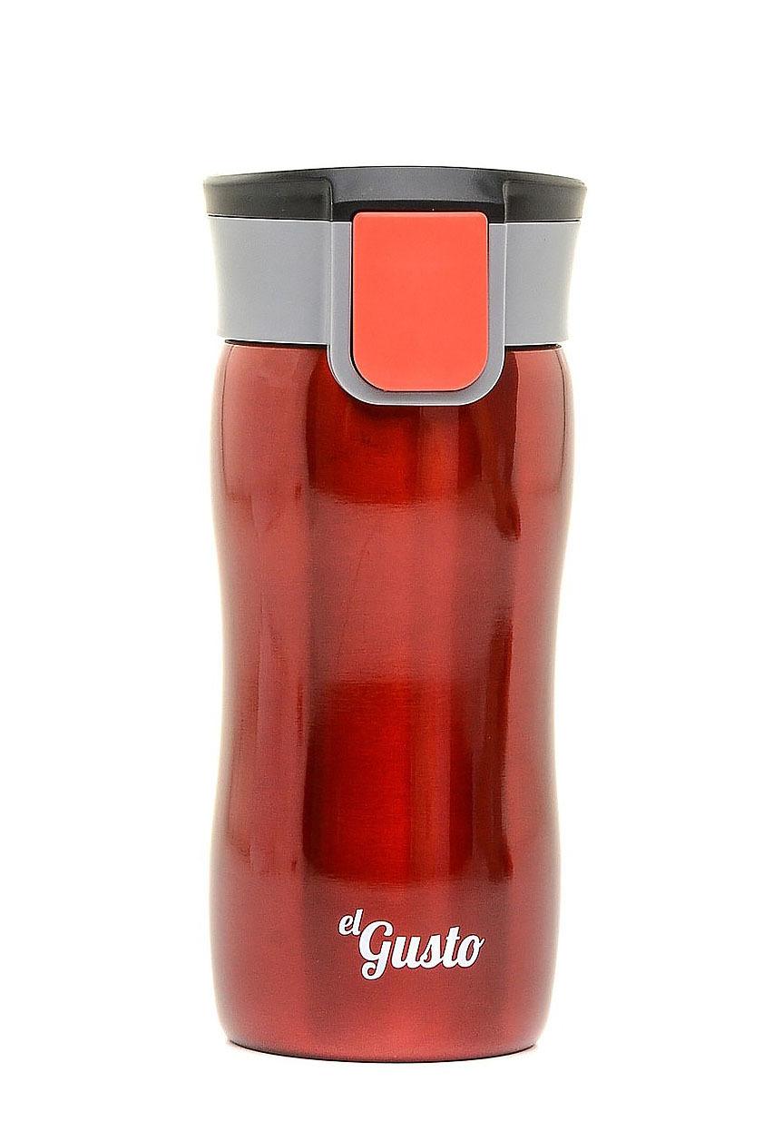 Термокружка El Gusto Corsa (0,35 литра), красная