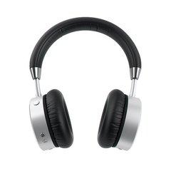Беспроводные накладные наушники  Satechi Bluetooth Aluminum, серебряные