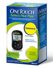 Глюкометр One Touch Селект Plus Flex (Швейцария)