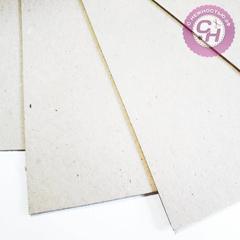 Картон пивной неокрашенный 1,2мм, 30*30 см, 1 лист