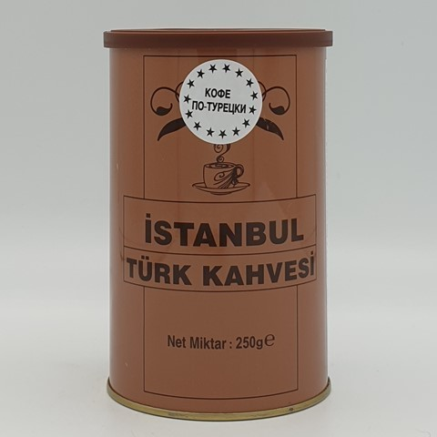 Турецкий кофе классический ISTANBUL KAHVE