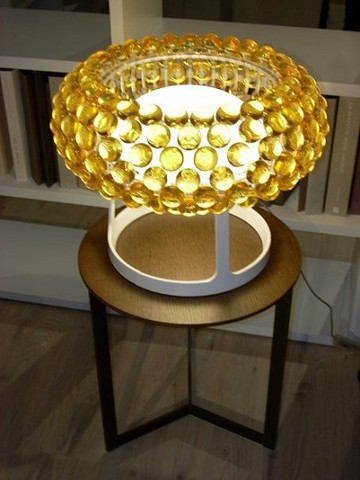 replica Caboche Table Lamp ( 50 cm , orange)