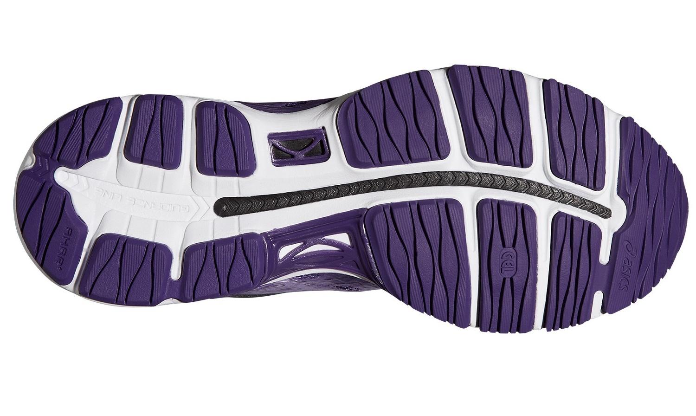 Женские кроссовки для бега Asics Gel-Cumulus 17 Light-show (T56PQ 3333) фиолетовые