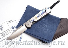 Нож Chris Reeve Large Sebenza 21 CGG Crop Circles